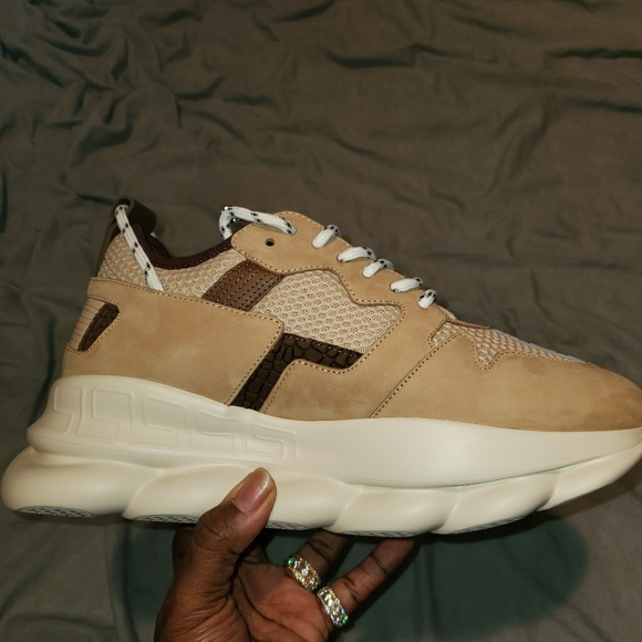 Exclusive Chain Reaction Sneakers